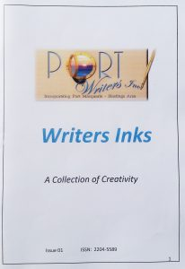 Writers Inks Issue 1 Port Writers